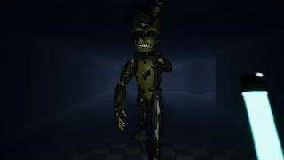 Scraptrap BLOCKS The Only EXIT.. Grab The Key And RUN! || FNAF Five Nights at Fredbears