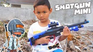 Praya Bermain Mainan Tembakan Keren
