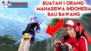 Game Buatan 1 Orang Mahasiswa Indonesia Bau Bawang weka weka weka