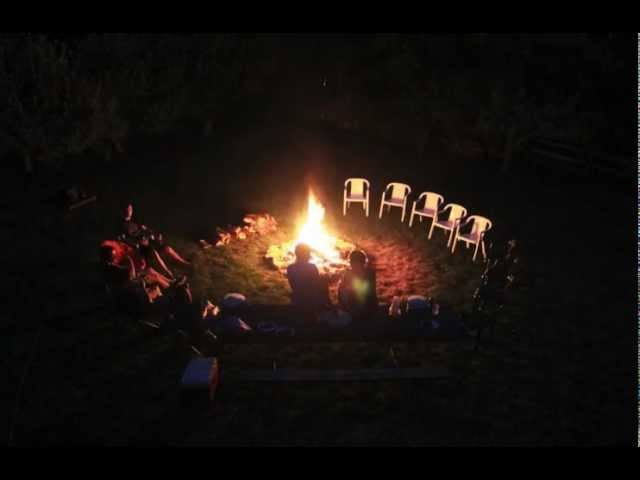 Final Bonfire timelapse