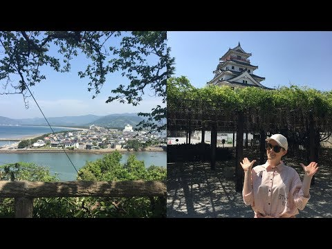 SAGA KARATSU CASTLE / FUKUOKA CITY || NOT YOUR TYPICAL JAPAN TRAVEL VLOG || 外人の佐賀県と福岡市でのアドベンチャー