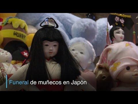 Adiós a las almas de las muñecas en Japón