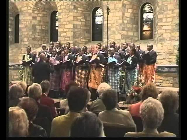 Lolo mi boto - Mannenkoor Harmonie.flv