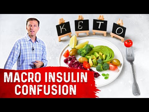 Keto Macro - Insulin Spike Clarification