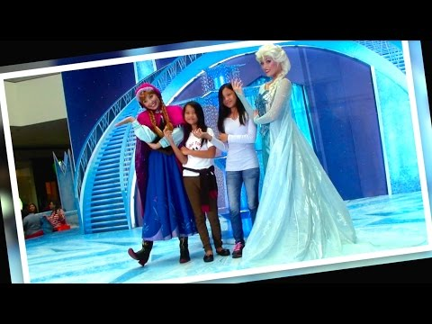 Thumbnail: DISNEY FROZEN Meet and Greet Anna and Elsa at SM MOA by Toy Kingdom
