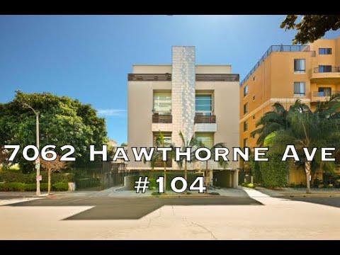 7062 Hawthorne Ave #104, Hollywood CA 90028