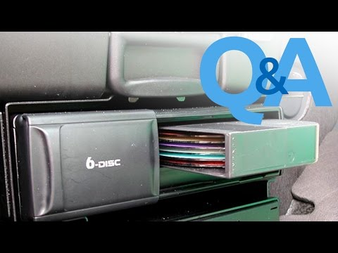 Retaining Stock CD Changer In Your Car | Car Audio Q&A