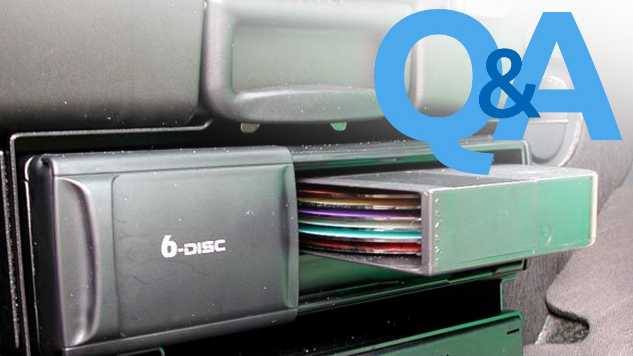 Retaining Stock CD Changer In Your Car   Car Audio Q&A  YouTube