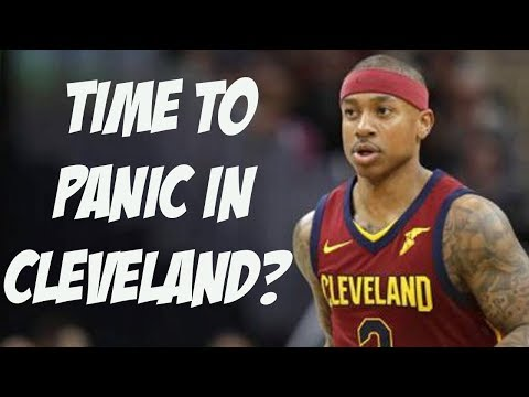 Is It Time To Panic For The Cleveland Cavaliers?