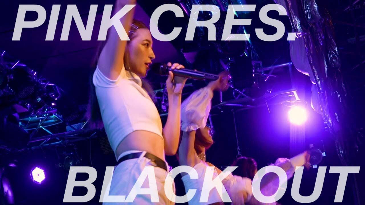 PINK CRES. - BLACK OUT【LIVE】@赤羽ReNY alpha