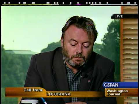 Christopher Hitchens: Media Coverage of Iraq
