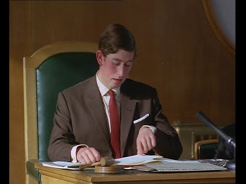 Prince Charles In Wales (1969)