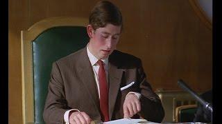 Prince Charles In Wales 1969