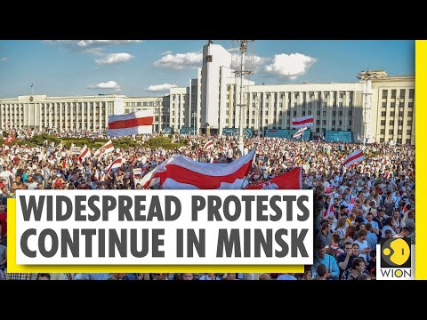 WION Dispatch: Political crisis deepens as protests continue | Belarus | World News