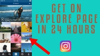 How to Get on The INSTAGRAM EXPLORE PAGE (Step by Step)