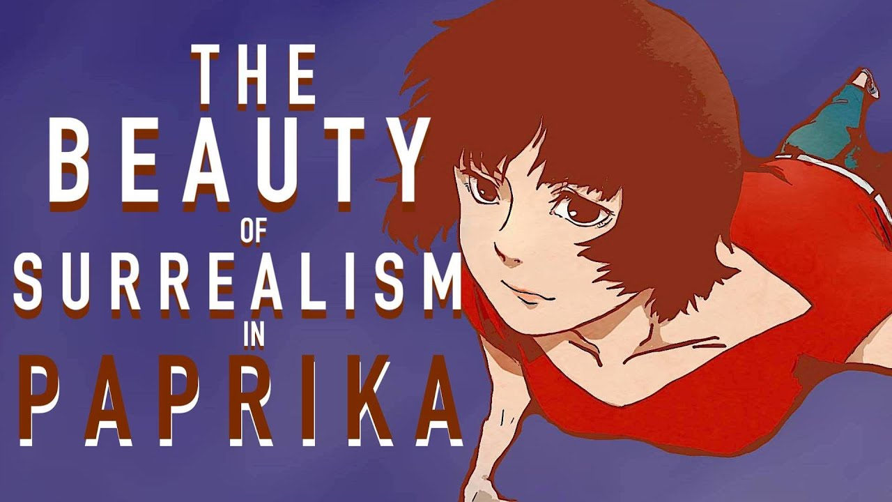 Download The Beauty of Surrealism in Paprika