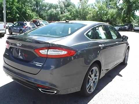 2015 ford fusion titanium for sale cleveland ohio youtube. Black Bedroom Furniture Sets. Home Design Ideas