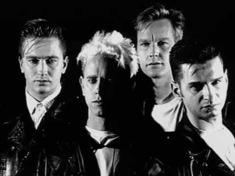 Depeche Mode   I want you now Lyrics