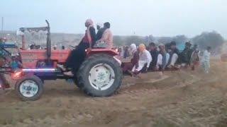 Danger Tractor  video in pakistan