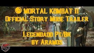 vuclip Mortal Kombat 11 : Trailer oficial da Estória [LEGENDADO Pt/Br by Aramos]
