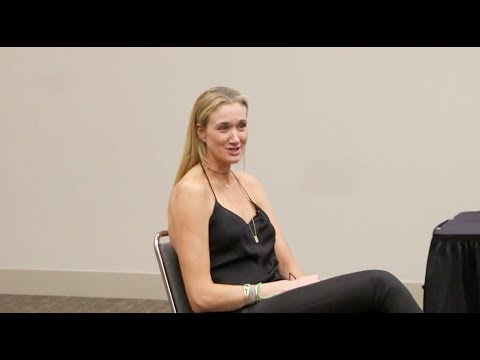 Kerri Walsh Jennings Shares Knowledge With Future Generation