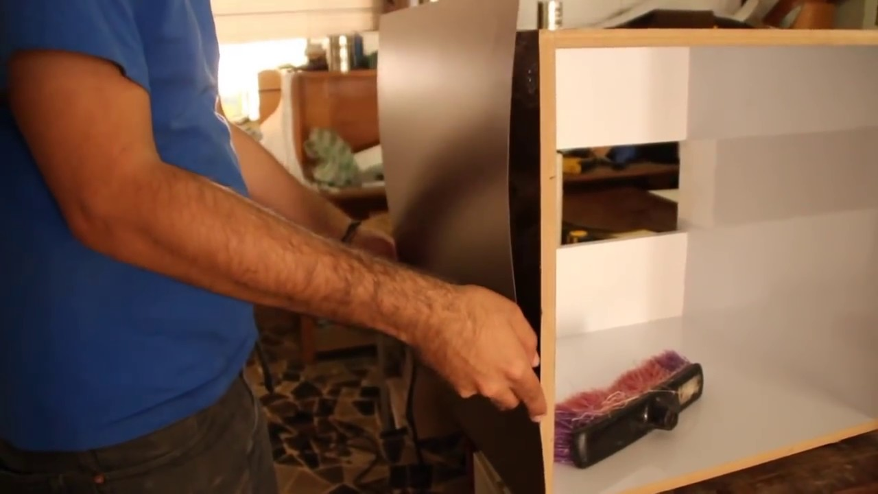 C mo hacer un mueble para ba o modermo youtube - Cajones de cocina ikea ...