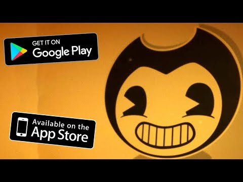 BENDY ВЫШЛА на АНДРОИД+ ССЫЛКА! Bendy And The Ink Machine ANDROID!
