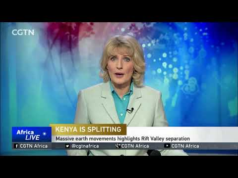 Massive earth movements highlights Rift Valley separation