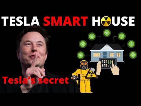 TESLA's Secret Product : The Smarthome - HVAC System For The Home