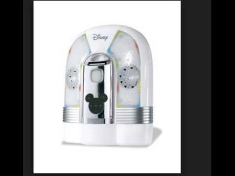 Disney Jam Stand Speaker w Lights and Auxiliary Input for All MP3 Players