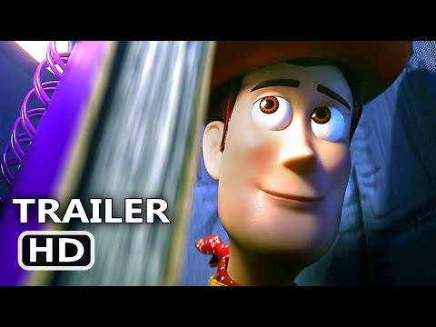🔵 Toy Story 4 Amazing Trailer ! ❤️