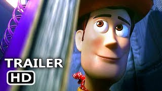 TOY STORY 4 Trailer # 3 (NEW, 2019) Pixar Animation Movie HD