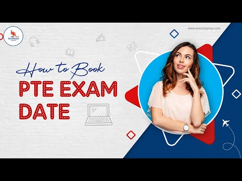 How to book PTE exam date