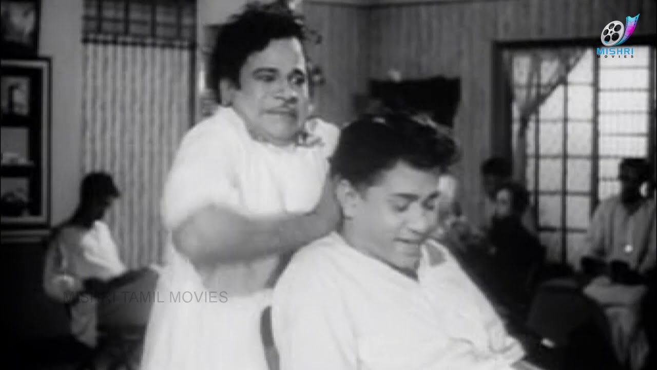 Hello Master Zamindar Tamil Full Movie: MR Radha Super Comedy