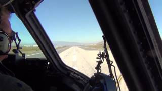 USAF Boeing C-17 Globemaster III (Tactical Landing at March ARB)
