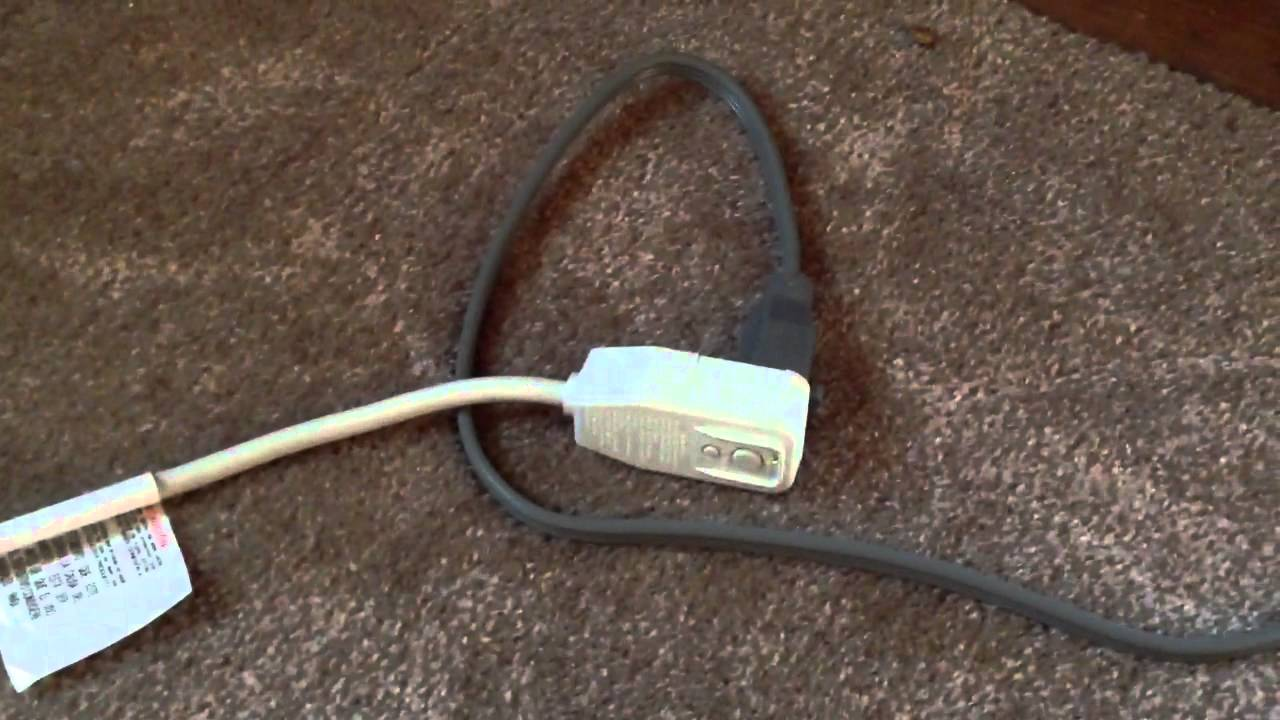 Window Air Conditioner Cord Safety Do Not Create A Fire With Your Wiring 115v Ac Plug In Unit