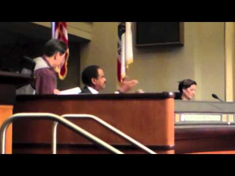 Larry Reid Oakland Councilmember Calls For Censure Of City Council; Rejects Brooks Censure