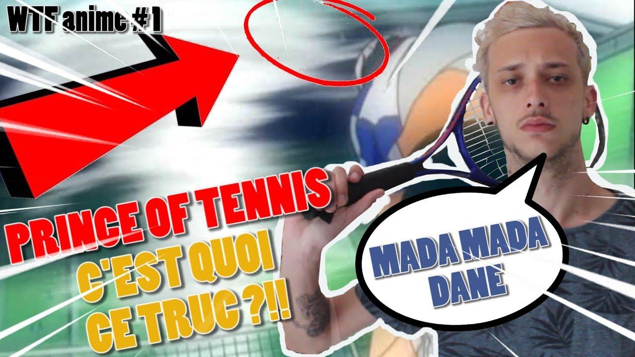 WTF ANIMÉ #1 - PRINCE OF TENNIS MAIS C'EST QUOI CE BORDEL !? (VOSTFR)