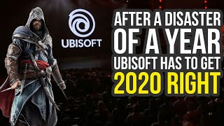 Ubisoft Has To Get 2020 Right (Assassin's Creed Ragnarok, Watch Dogs Legion & More)