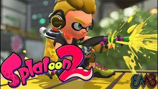 SPLATOON 2 | LE LIVE SWITCH EMB !
