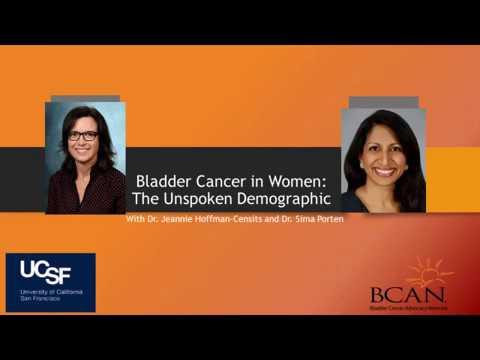 Gender Disparities for Women in Bladder Cancer