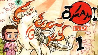 OKAMI HD [1] - ONE OF MY FAVORITE GAMES OF ALL TIME! (PC Gameplay)