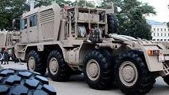 MZKT-741351 VOLAT Heavy Tank Transporter