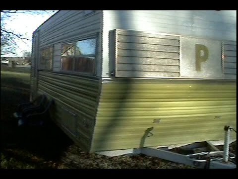 Our New Vintage Camper 1976 Fleetwood Prowler Youtube