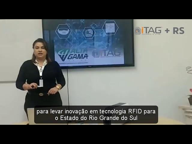 iTAG Tecnologia RFID no Rio Grande do Sul