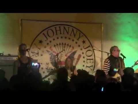 Steve Jones, Duff McKagan – Judy is a Punk, Hollywood Forever Cemetery 08-24-2014