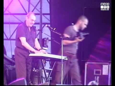 CHVM feat. Dave Greenfield: Hazardný Hráč (Hanging Around) @ Pohoda, 2010