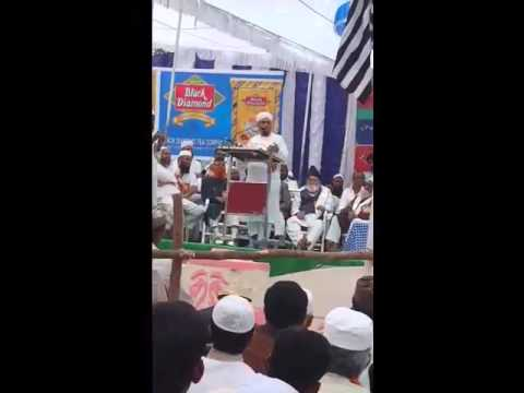 Moulana Muzammil Sahab Rashadi about Asaduddin Owaisi.