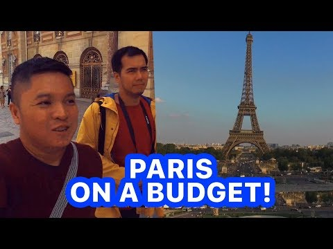 HOW TO TRAVEL PARIS ON A BUDGET | Travel Goal #11