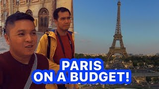 HOW TO TRAVEL PARIS ON A BUDGETTravel Goal #11